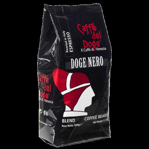 Caffè del Doge Nero kaffebønner 1000g