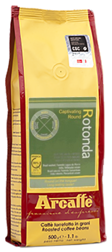Arcaffè Rotonda kaffebønner
