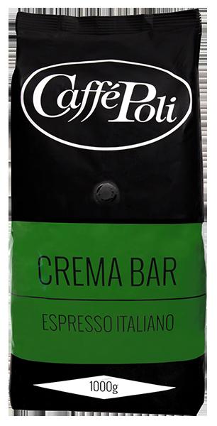 Caffè Poli CremaBar kaffebønner