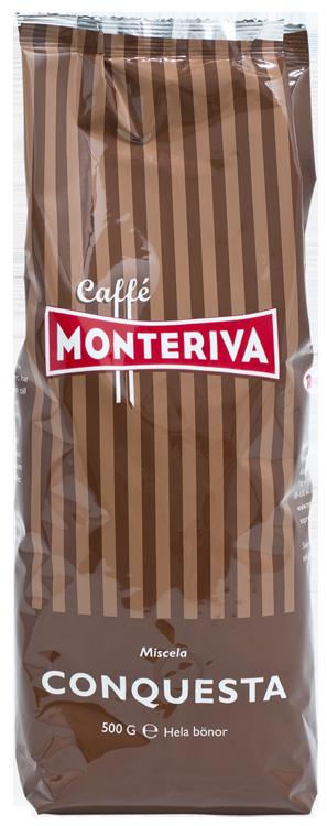 Monteriva Conquesta kaffebønner