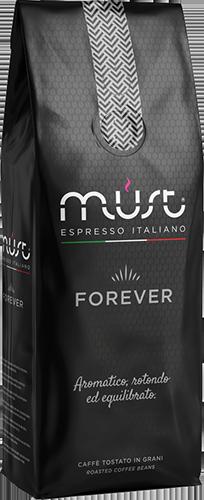 Must Forever kaffebonner 1000g