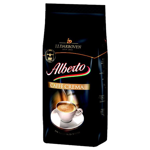 Alberto Caffè Crema kaffebønner 1000g