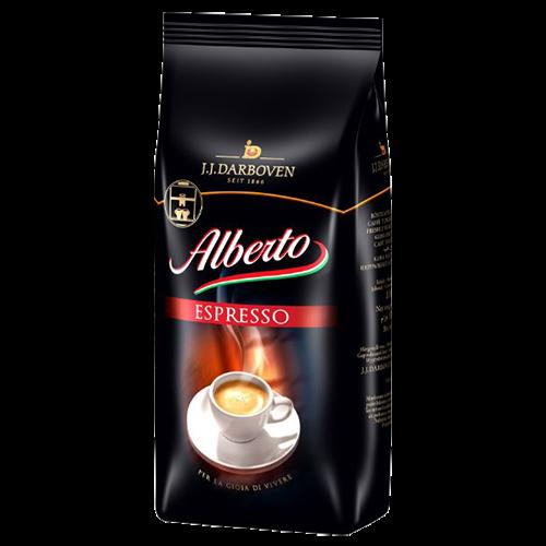 Alberto Espresso kaffebønner 1000g