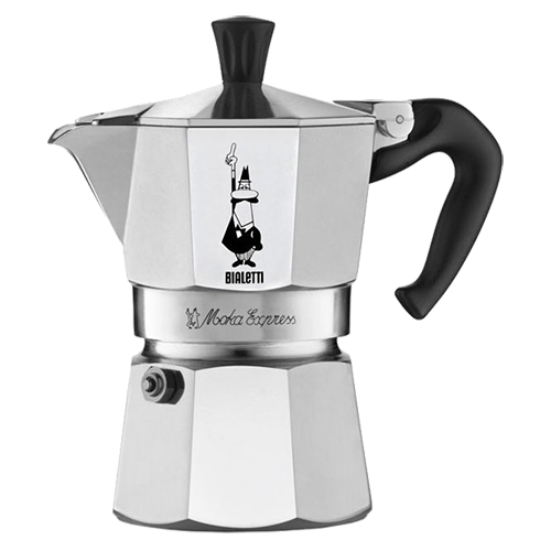 Bialetti Moka Express Espressokande 3 kopper