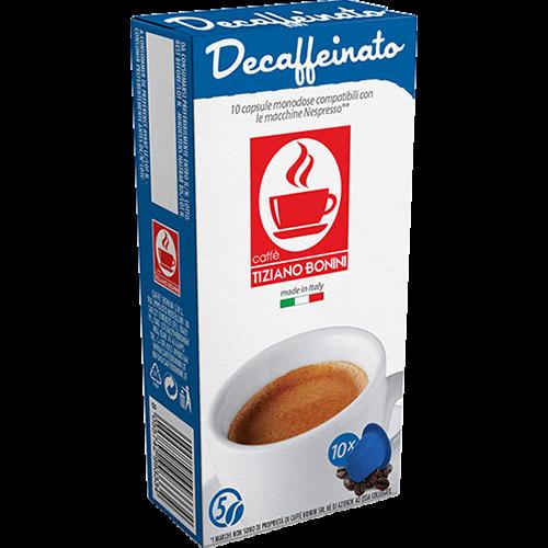 Caffè Bonini Deca kaffekapslar till Nespresso 10st