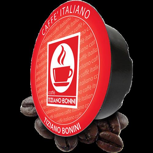 Caffè Bonini Intenso kaffekapslar A Modo Mio 50st
