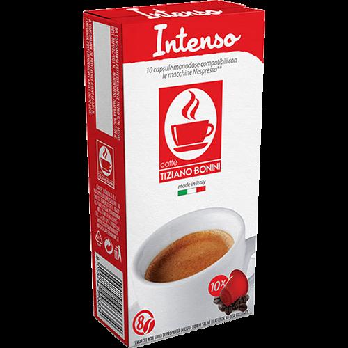 Caffè Bonini Intenso kaffekapsler til Nespresso 10st