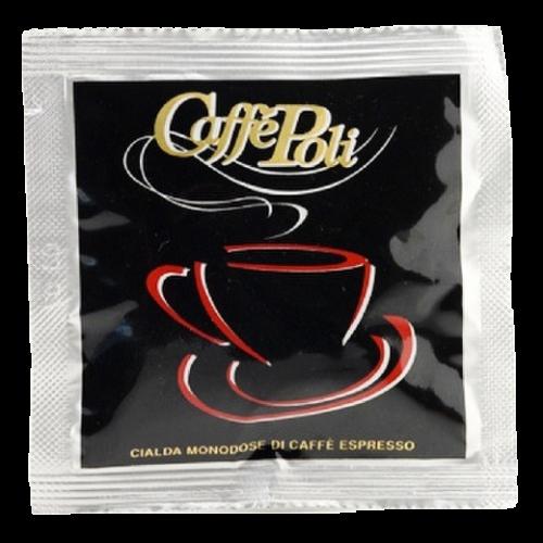 Caffè Poli SuperBar svarta E.S.E kaffepods 1st