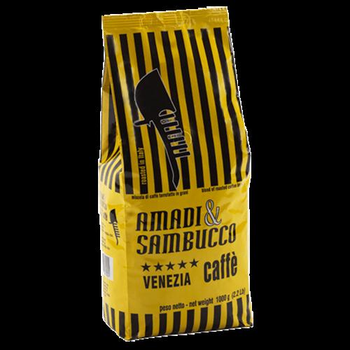Caffè del Doge Amadi & Sambucco kaffebønner 1000g