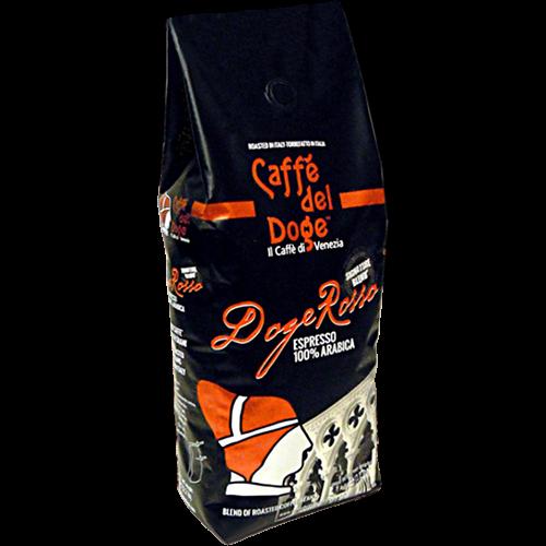 Caffè del Doge Rosso kaffebønner 1000g