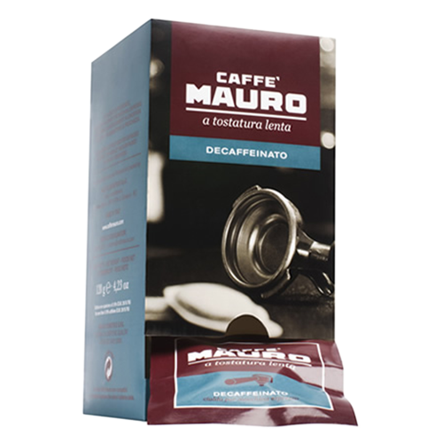 Caffè Mauro Decaffeinato E.S.E kaffepods 18st utgånget datum