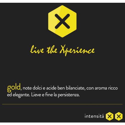 Xpresso gold Nespresso kaffekapsler 10st