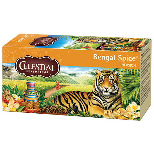 Celestial tea Bengal Spice tebreve 20st