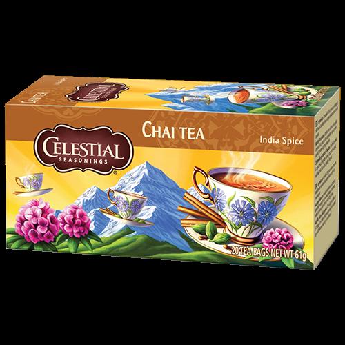 Celestial tea Original India Spice Chai tebreve 20st