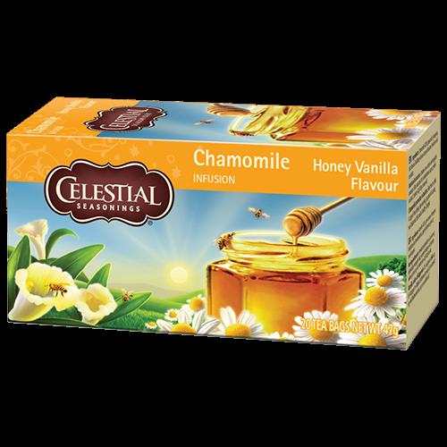 Celestial tea Honey Vanilla Chamomile tebreve 20st