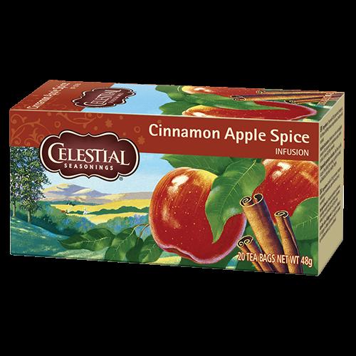 Celestial tea Cinnamon Apple Spice tebreve 20st