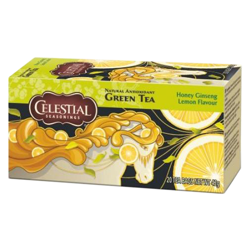 Celestial tea Honey Ginseng Lemon tebreve 20st