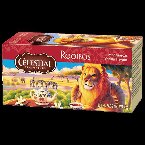 Celestial tea Madagascar Vanilla Rooibos tebreve 20st