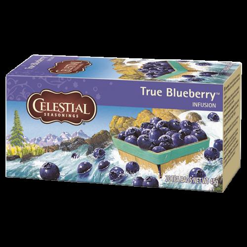 Celestial tea True Blueberry tebreve 20st