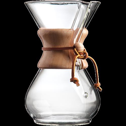 Chemex Classic kaffebrygger 6 kopper
