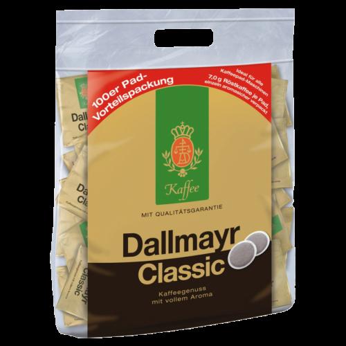 Dallmayr Classic kaffepuder 100st