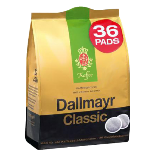 Dallmayr Classic kaffepuder 36st