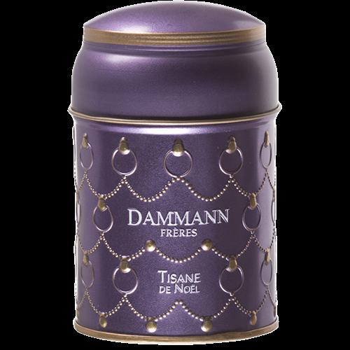 Dammann Frères Tisane Jule-Te i løs vægt 80g