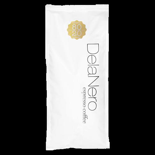 DelaNero Espresso 80/20 kaffebønner 500g