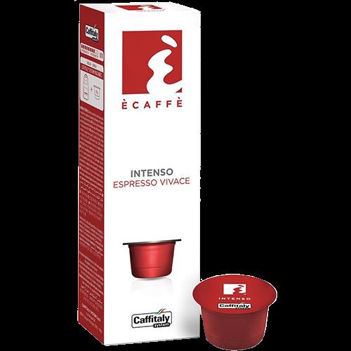 Ècaffè Intenso Caffitaly kaffekapsler 10st