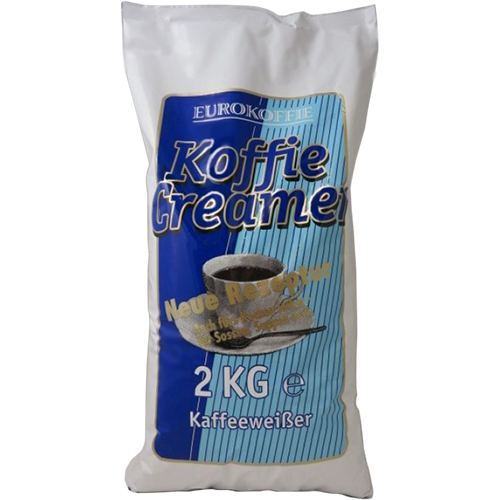 Eurokoffie coffee whitener 2000g