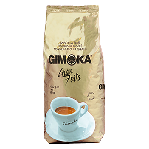 Gimoka Gran Festa kaffebønner 1000g