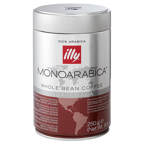 illy Espresso Monoarabica Guatemala kaffebønner 250g
