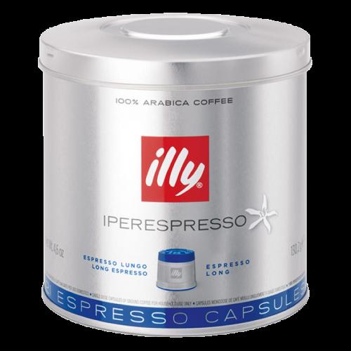 illy Iperespresso lungo kaffekapsler 21st