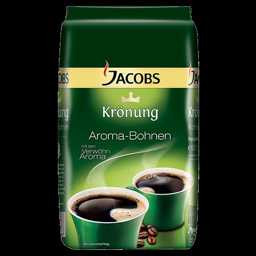Jacobs Krönung Aroma kaffebønner 500g