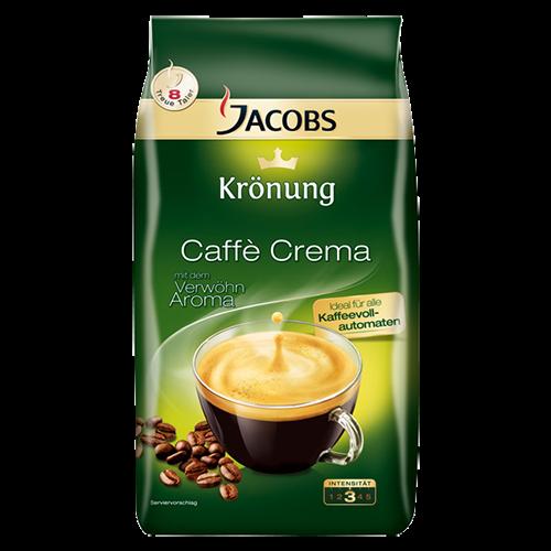Jacobs Krönung Caffè Crema kaffebønner 1000g