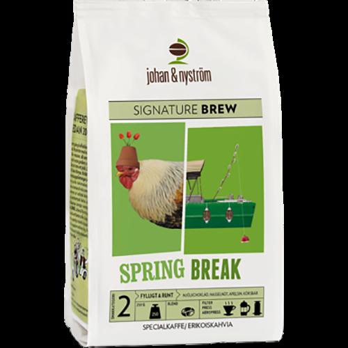 johan & nyström Spring Break kaffebønner 250g