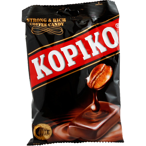 Kopiko kaffechokolade 120g