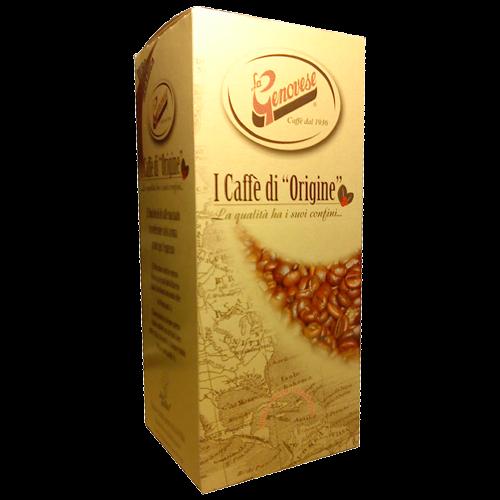 La Genovese Origin Brazil Santos Flor E.S.E kaffepods 25st