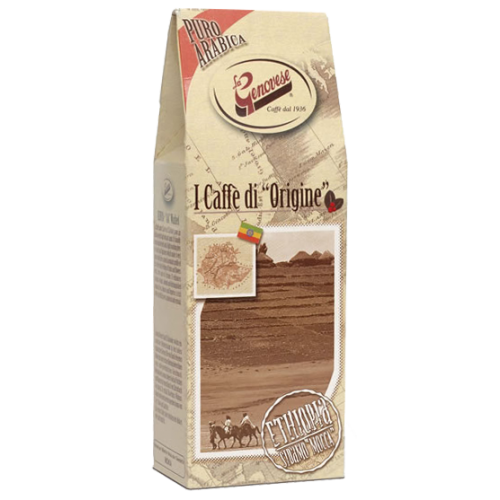 La Genovese Origin Ethiopia Sidamo kaffebønner 250g