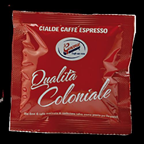 La Genovese Qualità Coloniale E.S.E kaffepods 150st