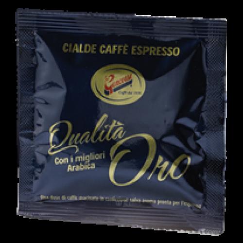 La Genovese Qualità Oro E.S.E kaffepods 150st