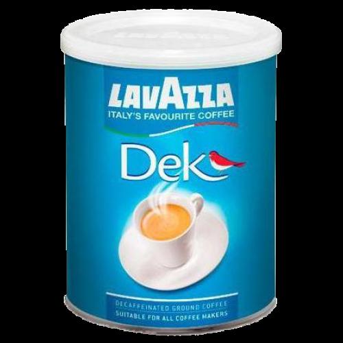 Lavazza Decaf dåse formalet kaffe 250g