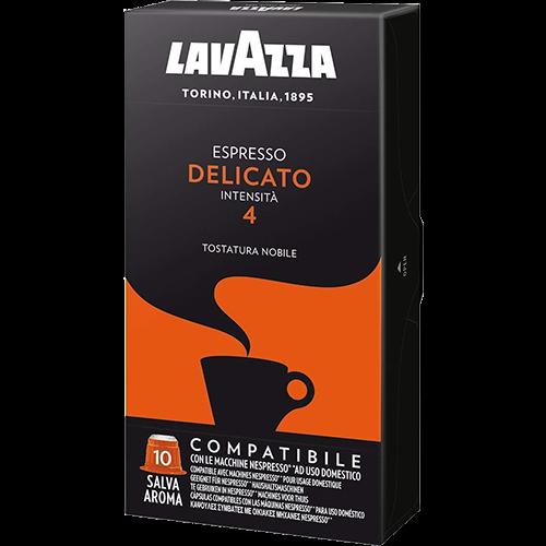Lavazza Espresso Delicato kaffekapsler til Nespresso 10st