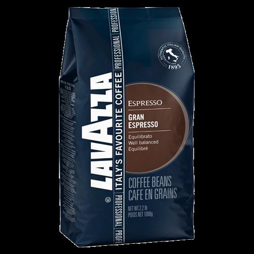 Lavazza Gran Espresso kaffebønner 1000g
