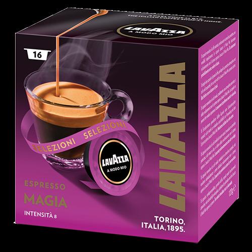 Lavazza A Modo Mio Espresso Magia kaffekapsler 16st