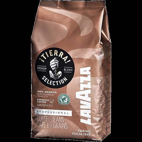 Lavazza Tierra kaffebønner 1000g