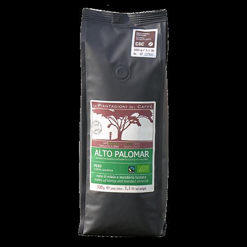Le Piantagioni Del Caffè Alto Palomar kaffebønner 500g