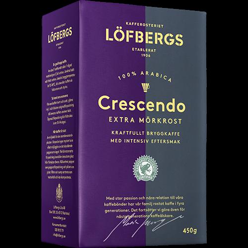 Löfbergs Lila Crescendo formalet kaffe 450g