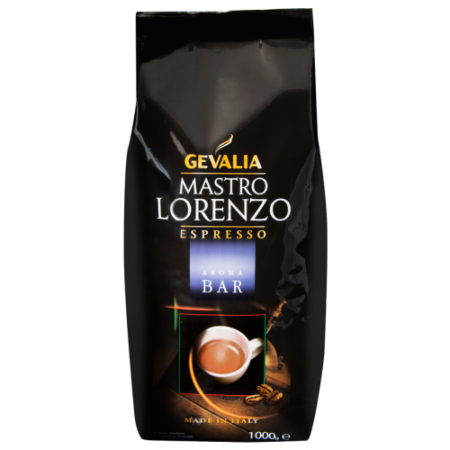 Mastro Lorenzo Aroma Bar kaffebønner 1000g