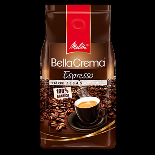Melitta BellaCrema Espresso kaffebønner 1000g